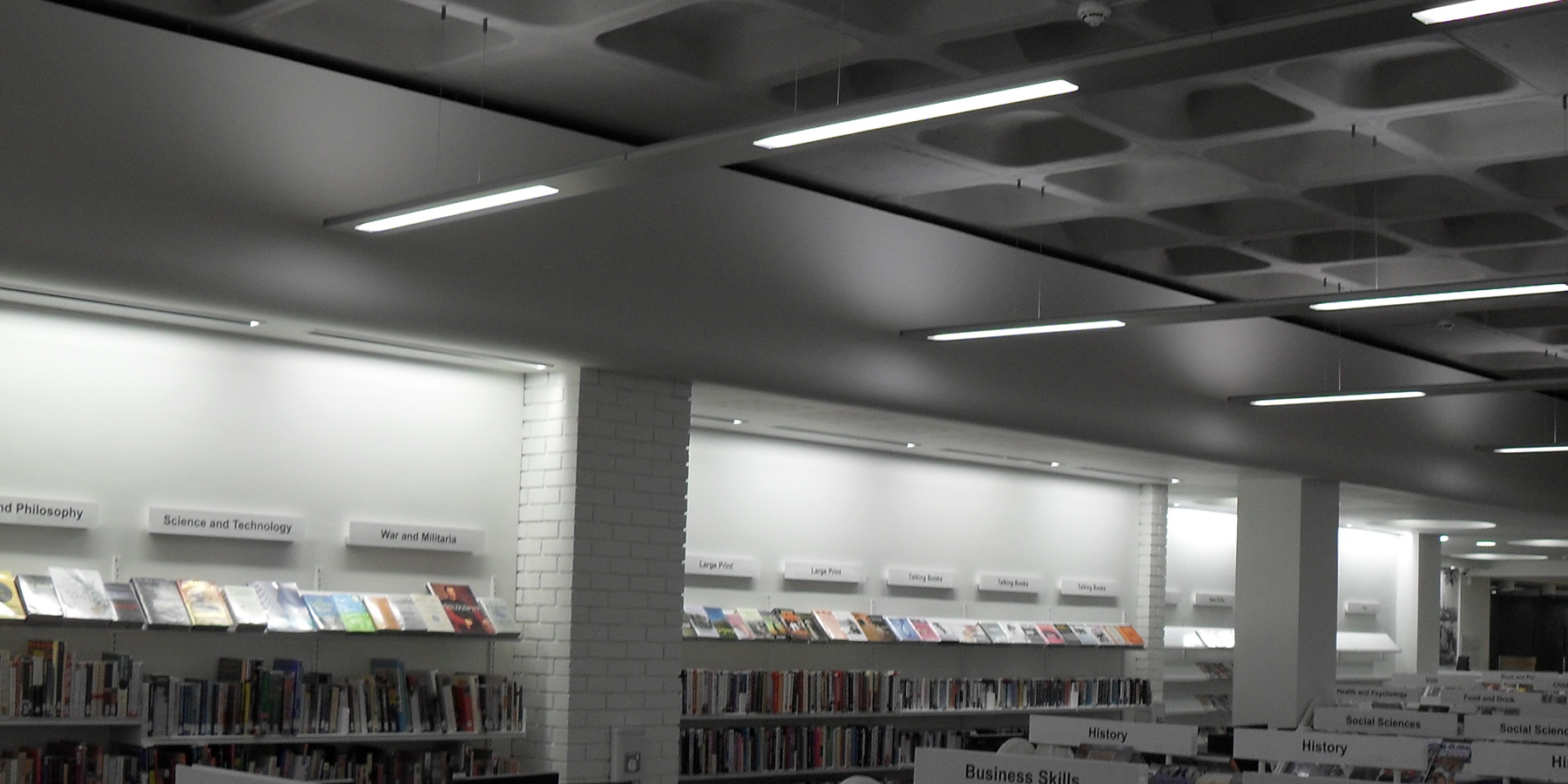 John Harvard Library